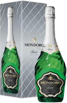 "Игристое вино Mondoro, ""Gran Cuvee"" Brut, gift box"