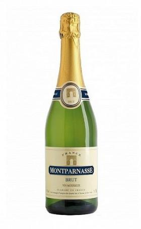 Игристое вино Francaise des Grands Vin Pol Clement Brut 0.75л