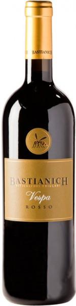 """Вино Bastianich, """"Vespa"""" Rosso, Friuli-Venezia Giulia IGT, 2010"""