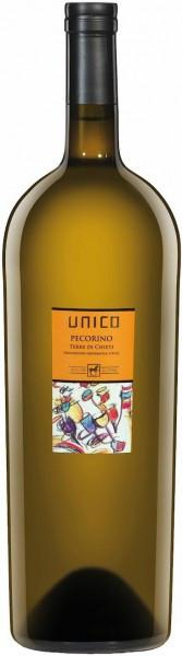 "Вино Tenuta Ulisse, ""Unico"" Pecorino, Terre di Chieti IGT, 2013, 1.5 л"