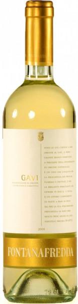 Вино Fontanafredda, Gavi DOCG, 2009