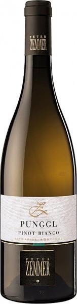 Вино Peter Zemmer, Pinot Bianco Punggl, Alto Adige DOC, 2014