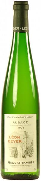 Вино Leon Beyer, Gewurztraminer Selection De Grains Nobles, Alsace AOC, 1998