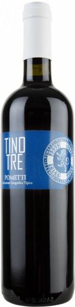 "Вино Pometti, ""Tino Tre"", Toscana IGT, 2010, 1.5 л"