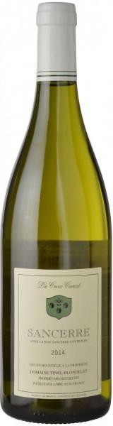 Вино Domaine Tinel-Blondelet, Sancerre AOC Blanc, 2014