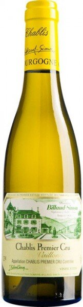 "Вино Billaud-Simon, Chablis Premier Cru ""Les Vaillons"", 2015, 375 мл"