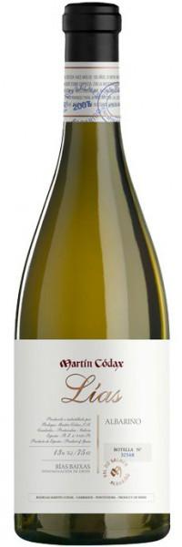 "Вино Martin Codax, ""Lias"" Albarino, 2008"