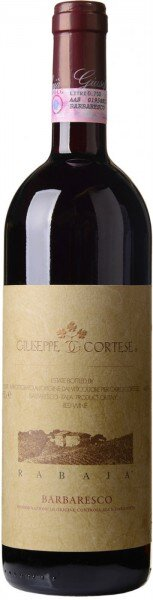 "Вино Giuseppe Cortese, ""Rabaja"" Barbaresco DOCG, 2012"