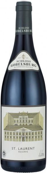 Вино Schloss Gobelsburg, St. Laurent Reserve, Niederosterreich, 2013