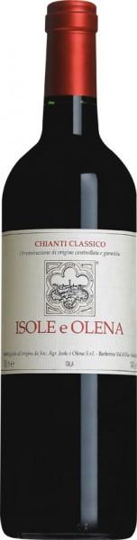 Вино Isole e Olena, Chianti Classico DOCG, 2014, 1.5 л