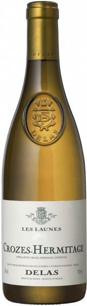 """Вино Delas Freres, Crozes-Hermitage """"Les Launes"""" Blanc AOC"""
