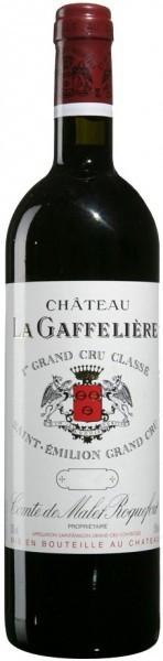 Вино Chateau La Gaffeliere AOC (Saint Emilion), 2007