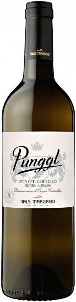 "Вино Nals-Margreid, ""Punggl"" Pinot Grigio, Sudtirol Alto Adige DOC, 2014"