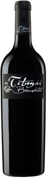 """Вино Dominio del Bendito, """"Titan"""", Toro DO, 2012"""