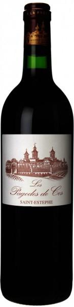 "Вино ""Les Pagodes de Cos"" AOC Saint-Estephe, 2003"