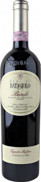 "Вино Batasiolo, ""Vigneto Bofani"", Barolo DOCG, 2006"