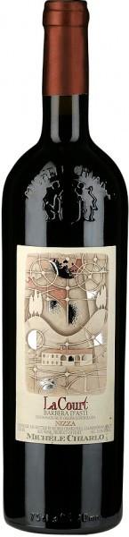 """Вино """"La Court"""", Barbera d'Asti Superiore DOC, 2010"""