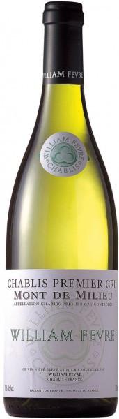 """Вино Domaine William Fevre, Chablis Premier Cru """"Mont de Milieu"""", 2012"""