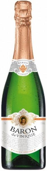 "Игристое вино ""Baron de Vinique"" Semi-Sweet"