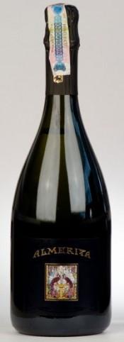 Игристое вино Almerita Brut DOC 2005
