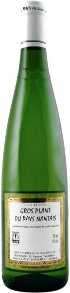 """Вино Domaine Bideau-Giraud, """"Gros Plant du Pays Nantais"""", 2011"""