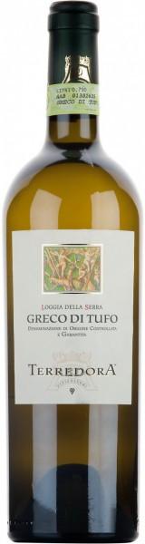 """Вино """"Loggia della Serra"""", Greco di Tufo DOCG, 2010"""