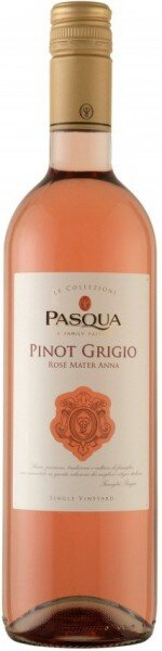 "Вино Pasqua, Pinot Grigio Rose ""Mater Anna"", Venezie IGT"