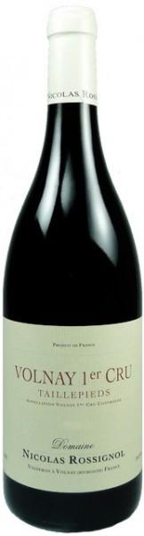 "Вино Domaine Nicolas Rossignol, Volnay 1-er Cru ""Taillepieds"" AOC, 2010"