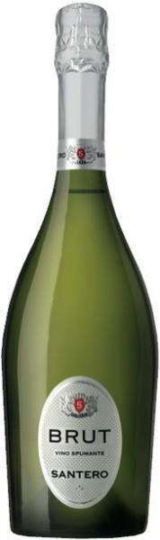 Игристое вино Santero, Brut (Eticheta Argento), Collio, gift box