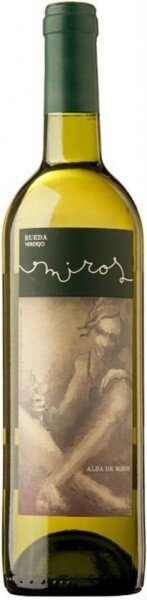 """Вино Bodegas Penafiel, """"Alba de Miros"""" Verdejo, Rueda DO, 2015"""