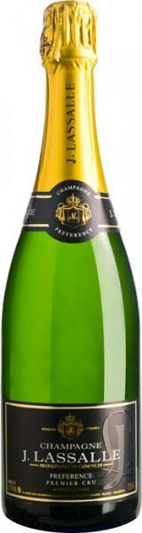 "Шампанское J. Lassalle, ""Preference"" Brut, Premier Cru Chigny-Les-Roses"