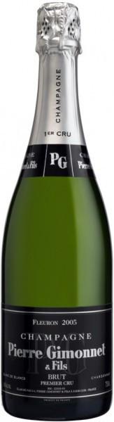 "Шампанское Pierre Gimonnet & Fils, ""Fleuron"" 1er Cru, 2005"