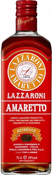 Ликер Lazzaroni, Amaretto 1851, 0.35 л