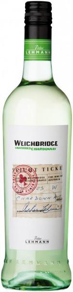 "Вино Peter Lehmann, ""Weighbridge"" Unoaked Chardonnay, 2012"