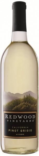 Вино Redwood Vineyards, Pinot Grigio