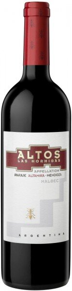 "Вино Altos Las Hormigas, ""Appellation Altamira"", 2014"