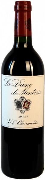 Вино Chateau Montrose, La Dame de Montrose, Saint-Estephe AOC, 2002