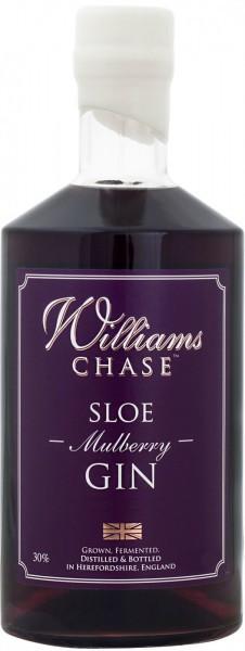 "Джин ""Williams Chase"" Sloe Gin, 0.5 л"