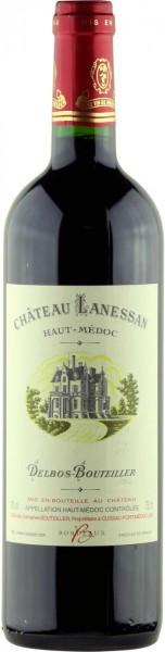 Вино Chateau Lanessan, Cru Bourgeois Haut-Medoc AOC Rouge, 2005