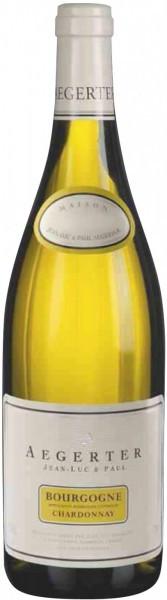 Вино Aegerter, Bourgogne AOC Chardonnay, 2006