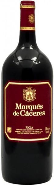 Вино Marques de Caceres, Crianza, 2010, 1.5 л