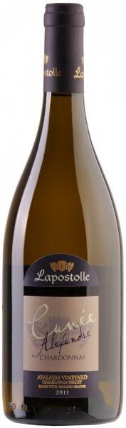 "Вино Casa Lapostolle, ""Cuvee Alexandre"" Chardonnay, 2011"
