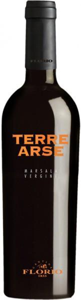 """Вино Florio, """"Terre Arse"""", Marsala DOC, 2001, 0.5 л"""