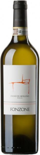 Вино Fonzone, Fiano di Avellino DOCG, 2016