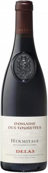 "Вино Delas Freres, Hermitage ""Domaine des Tourettes"" AOC"