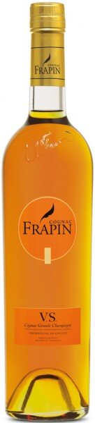 Коньяк Frapin V.S. Luxe Grande Champagne, Premier Grand Cru Du Cognac, 0.7 л