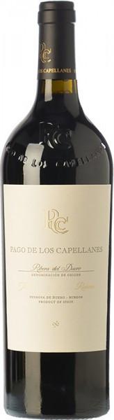 Вино Pago de los Capellanes, Tinto Reserva, Ribera del Duero DO, 2012