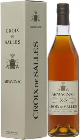 "Арманьяк Dartigalongue, ""Croix de Salles"" XO, gift box, 0.7 л"