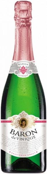 "Игристое вино ""Baron de Vinique"" Sweet"