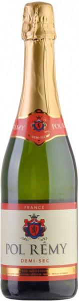 "Игристое вино ""Pol Remy"" Demi-sec"